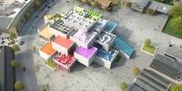 Lego se construit son musée en briques