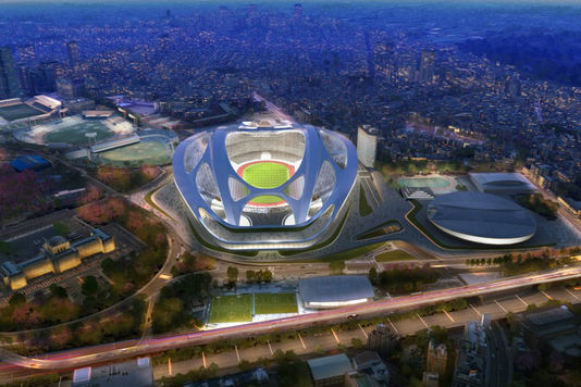 Stade National de Tokyo