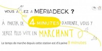 A Bordeaux, les usagers du tramway vont être priés de tester les bienfaits de la marche