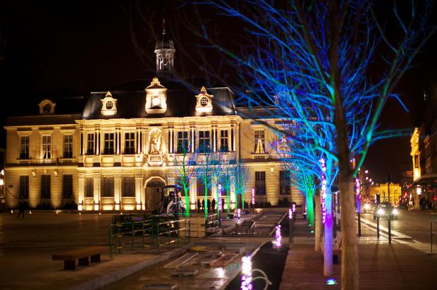 Hôtel de ville de Troyes (Crédit photo : mjw/Flickr)