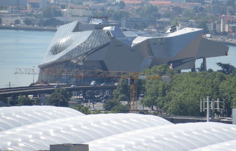 Lyon le mus e des confluences d voil au public le 19 for Architecte musee confluence
