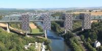 Un pont habité pour Limbourg