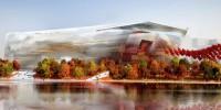 Jean Nouvel pour le nouveau Musée des arts de la Chine