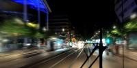 Clip of Friday : Voyage nocturne sur la ligne de tramway T1 de Lyon