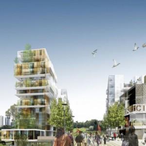 Un Central Park de 400 hectares aux portes de Paris ? - Atelier Castro -Denissof & Associés - Le JDD