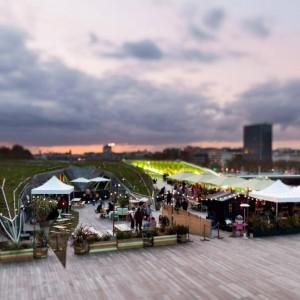 Nüba - Rooftop - Paris Thibaut Vankemmel / Agence Les Barbus