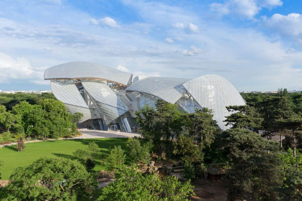 Fondation Louis Vuitton - Iwan Baal