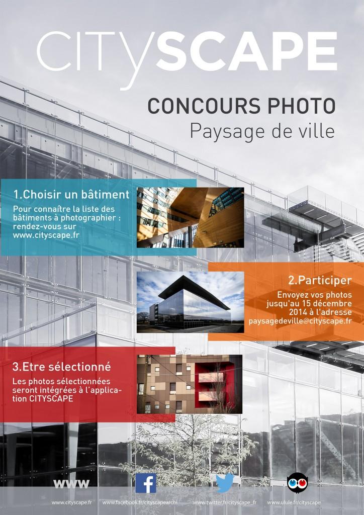 Concours Photo - Paysage de Ville