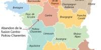 Réforme territoriale : la carte des 13 régions adoptée à l'Assemblée