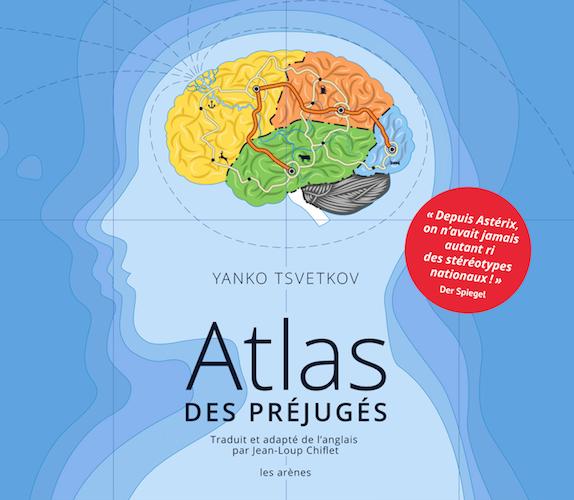 Atlas des préjugés -Broché