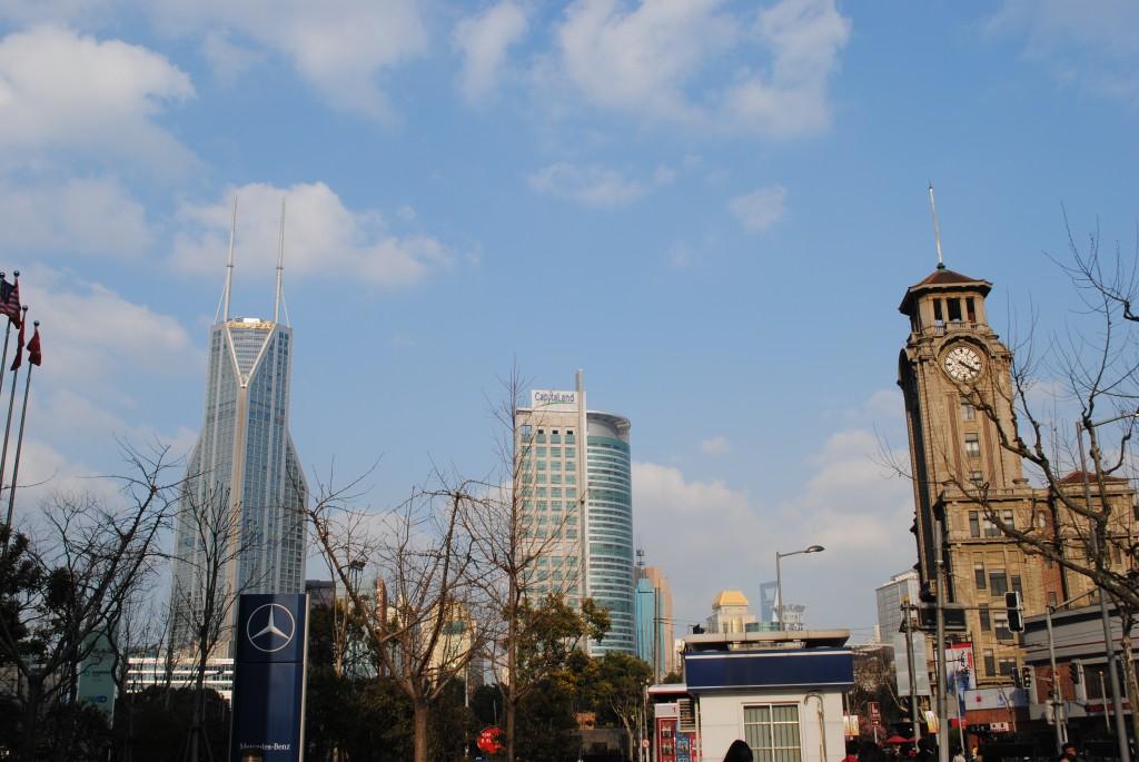 Shanghai - Christelle Colladant