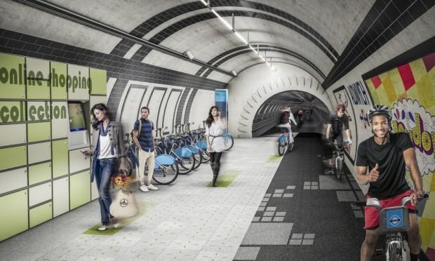 London Underline - Gensler