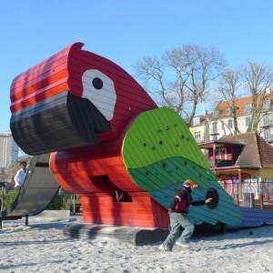 The Parrot in Copenhagen - Monstrum