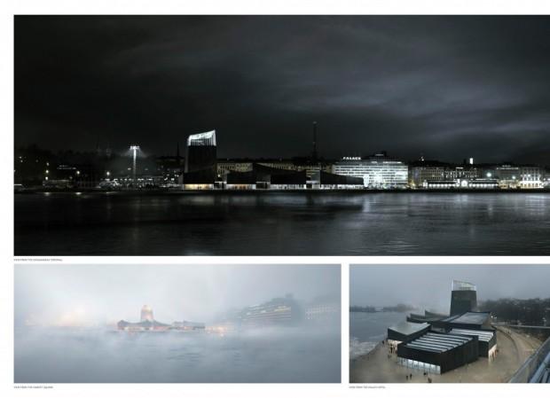 Ambiances sur la ville / © MKA / Artefactorylab