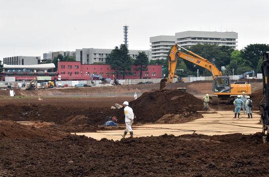 Stade Olympique de Tokyo 2020
