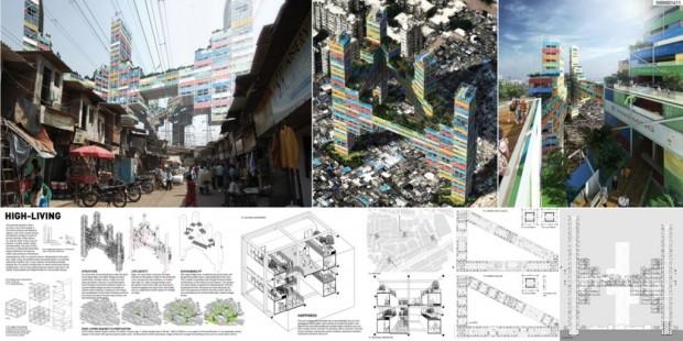 Le deuxième projet selon le jury est un projet de Jin Young Song de l'agence Dioinno Architecture.