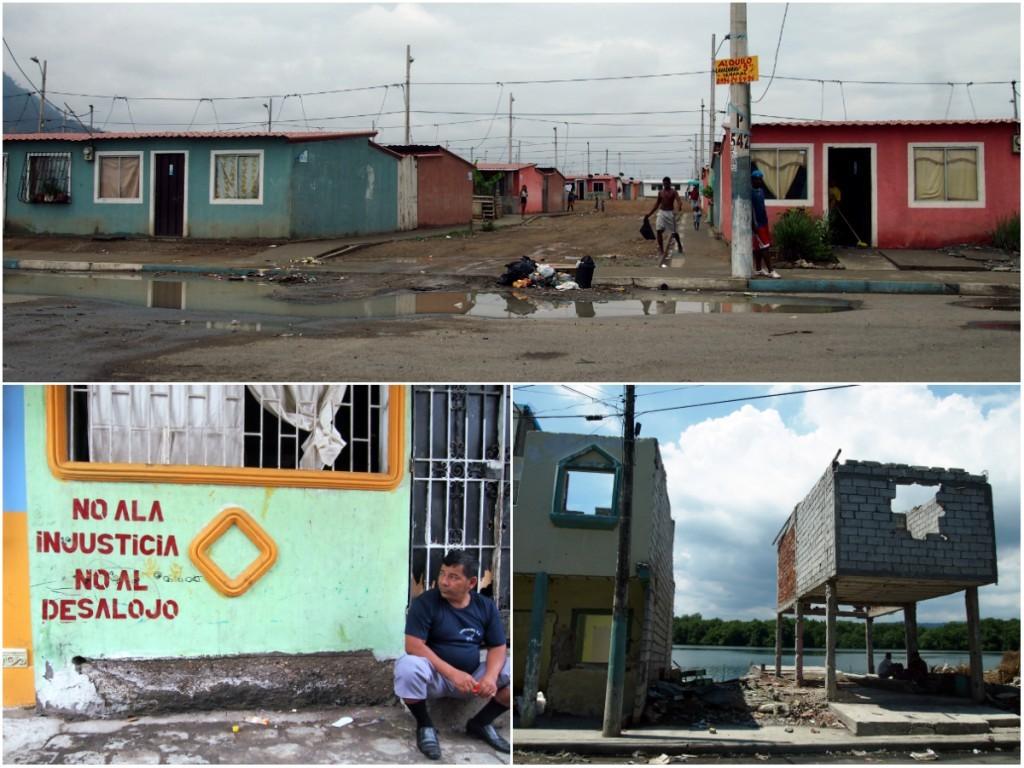 Relogement et résistances, Guayaquil