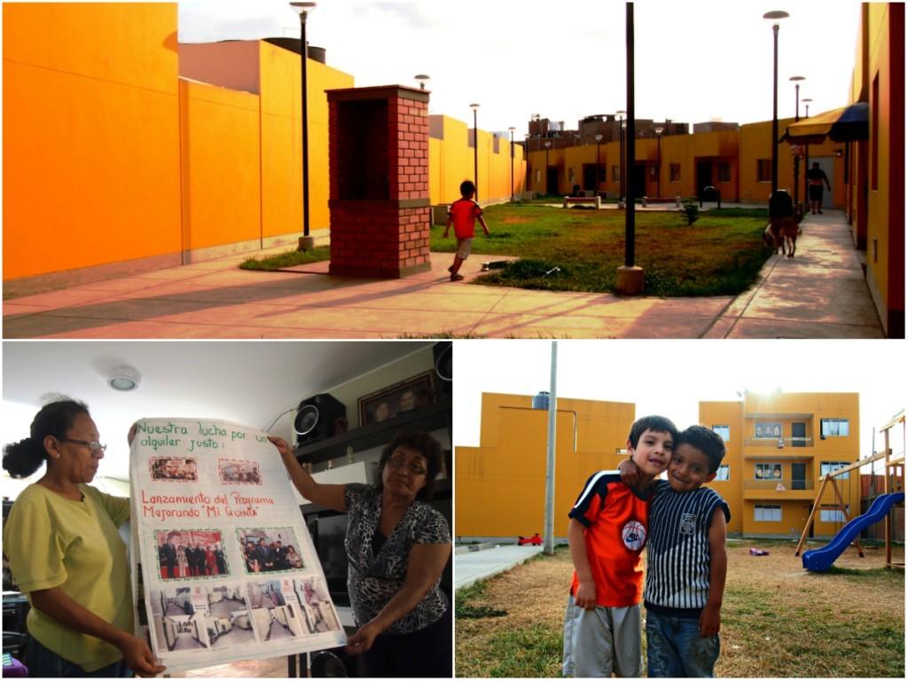 De la Quinta Patio au Condominio Metro de Lima, Lima