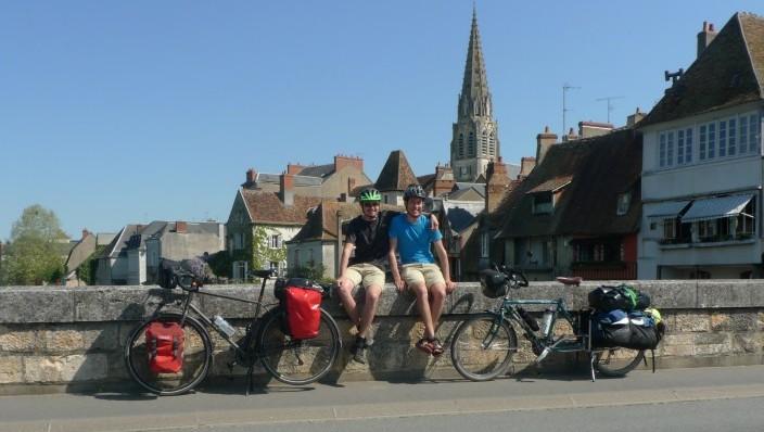 Premier tour de France à vélo | Source : Espaces Possibles
