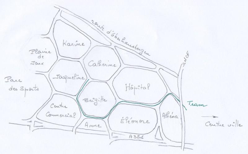 Dans le quartier de grands ensembles de Hautepierre à Strasbourg, l'association Horizome expérimente d'autres possibles avec des habitants, par un mélange d'art, de sciences sociales et d'urbanisme.