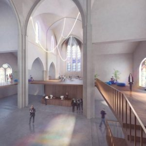 Église Saint-Bernard - Lyon © Pierre Descubes
