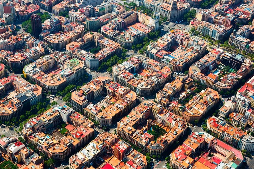Barcelone - Eixample