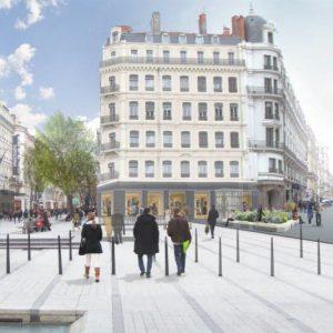 Cœur Presqu'île - Place de la République - Lyon