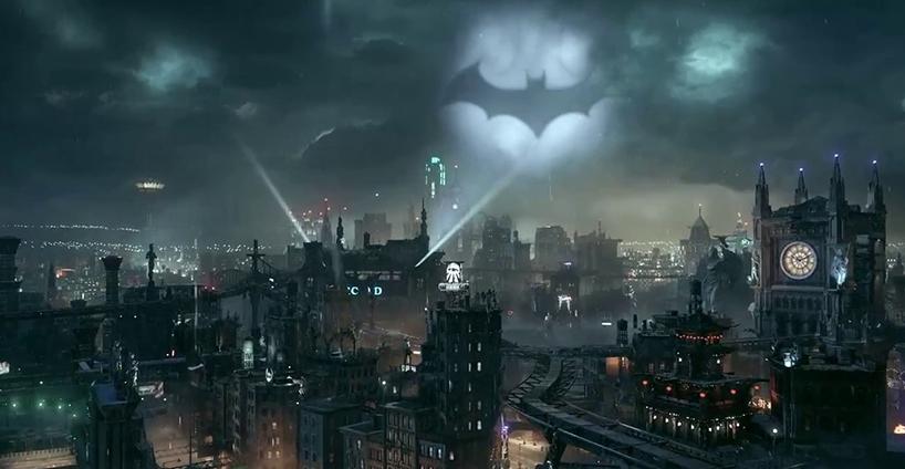 A Gotham City les Chauves-souris font déjà la loi !