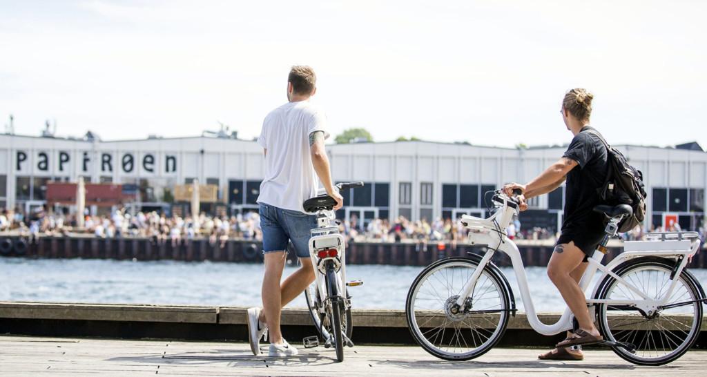 GoBike - Copenahague - Kasper Nordkvist