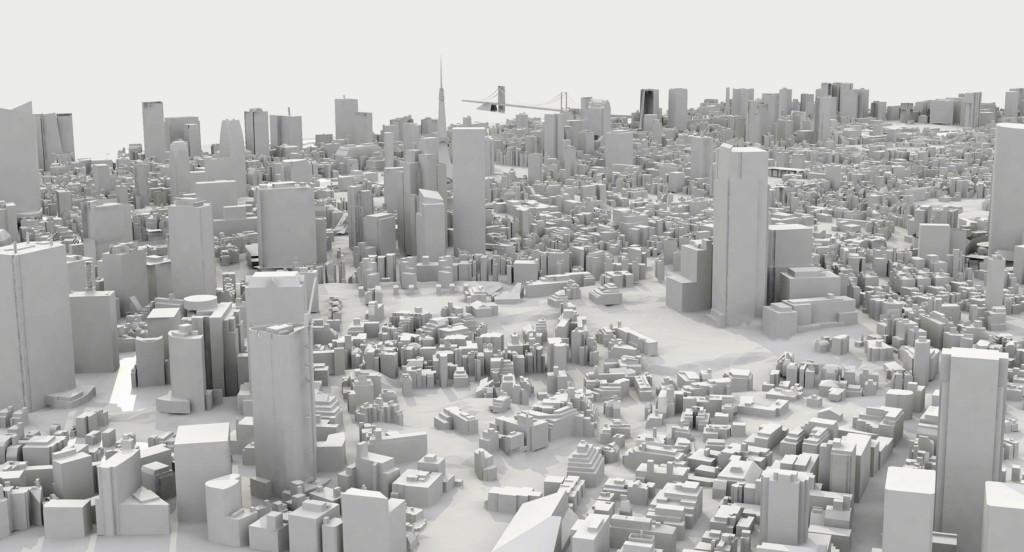 Un algorithme génétique prédirait la croissance verticale des villes