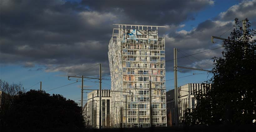 Ycone - Lyon Confluence - Crédit T.Mercadal