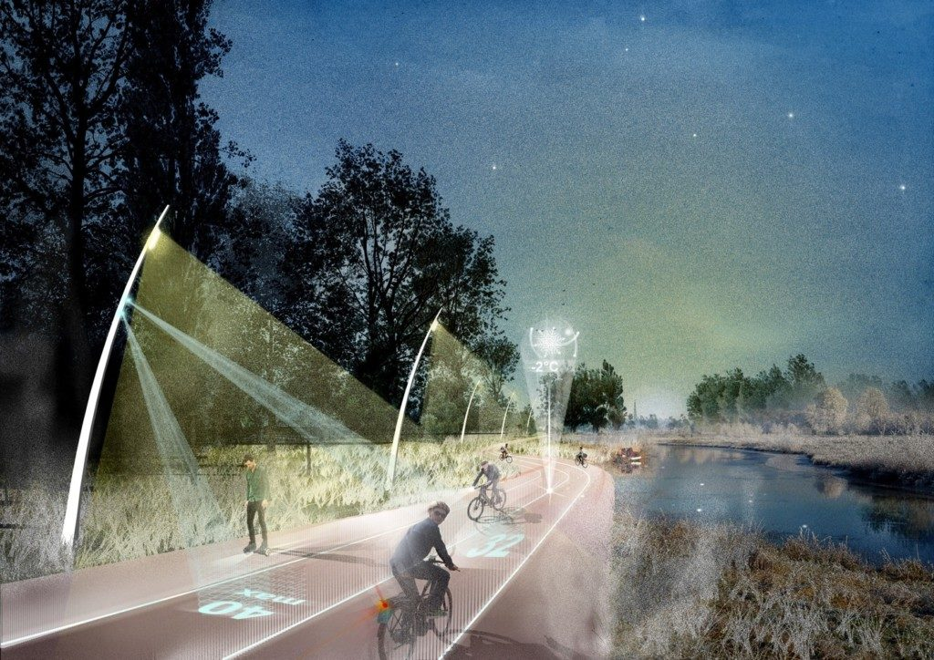 FABRICations - Enhanced Cycling Experience