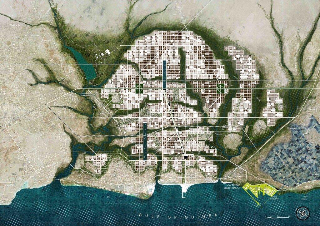 FABRICations - Ningo-PramPram Urban Expansion