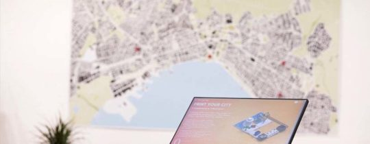 Print Your City - The New Raw - Thessalonique