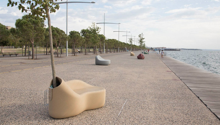 Nea Paralia - Thessalonique - The New Raw