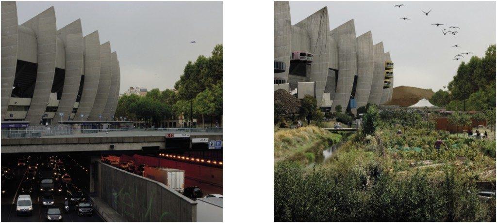 rapport « Biorégions 2050 - L'Île-de-France après l'effondrement », Forum Vies Mobiles et Institut Momentum