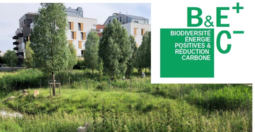 Biodiversité et Energie positives, et de réduction Carbone, B&E+C -