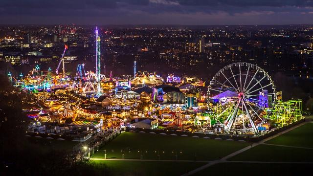 Winter Wonderland (Hyde Park, Londres)