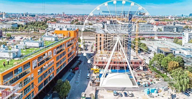 Les Nouveaux Lieux De Loisirs Urbains Vers Des Villes D Attractions 2 2 Urbanews