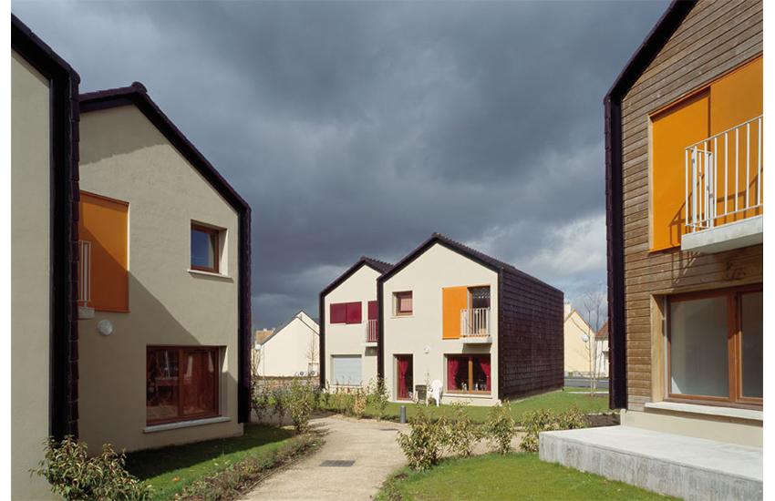 Habitat Intermédiaire - Villiers-le-Bâcle (91) - Agence Po&Po
