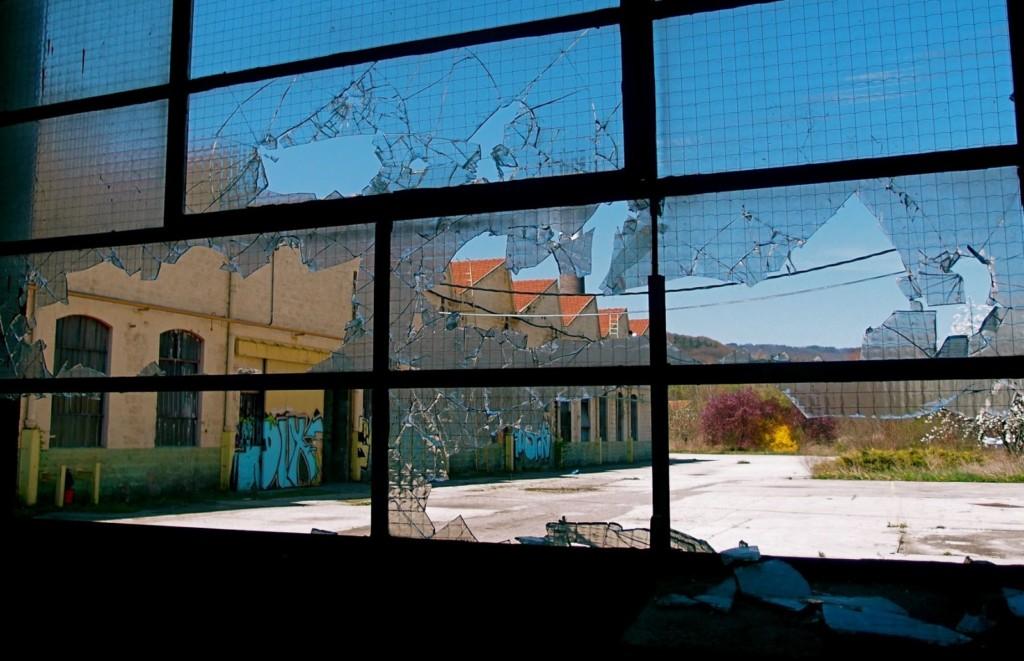 Usines désaffectées de la Loire - Photographies : Eric Vial-Bonacci