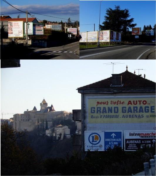 Aubenas - La Franche Moche - 2020 - Paysage de France