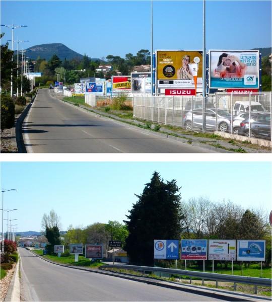 Alès - La Franche Moche - 2020 - Paysage de France